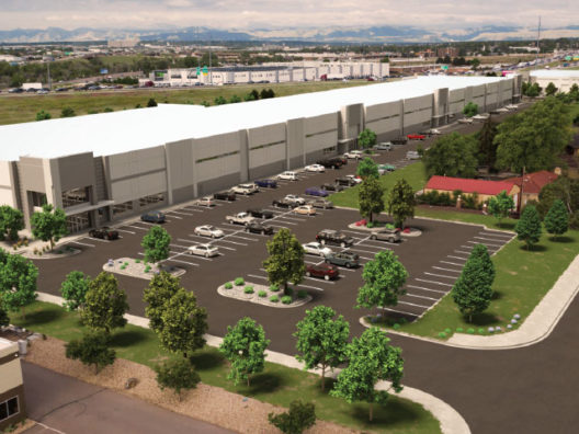 Colorado Real Estate Journal, Industrial - Last-mile industrial park to grow on former greenhouse site